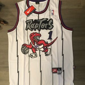 Tracy mcgrady Toronto Raptors Jersey